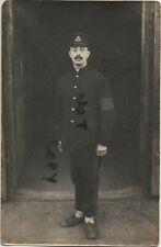 WW1 soldier POW Prisoner of War North Staffs North Staffordshire Regiment