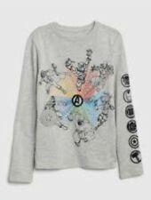 Gap Marvel Boys' Gray Shirt - Sz XL