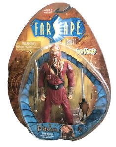 "Farscape Series 1 ""KA D' ARGO""Luxan Warrior Collectible 7"" Figure yr. 2000 NEW"