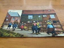 Old Postcard Marken