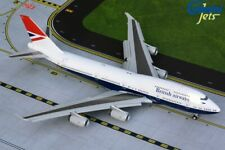 GEMINI JETS G2BAW841F 1/200 BRITISH AIRWAYS B747-400 G-CIVB NEGUS FLAPS DOWN