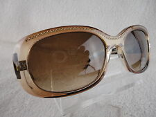Vera Wang NEW Penumbra Brown 54 X 18 135 mm Sunglasses Frame