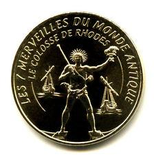 13 AUBAGNE Les 7 merveilles du monde, Colosse de Rhodes, 2015, Monnaie de Paris