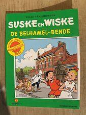 Speciale suske en Wiske De Belhamel-bende met groene omslagcover sc 2004