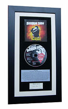 GREEN DAY 21st Century Breakdown CLASSIC CD TOP QUALITY FRAMED+FAST GLOBAL SHIP