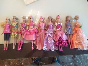 Stock bambole Barbie