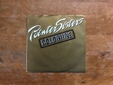 Pointer Sisters Goldmine 45