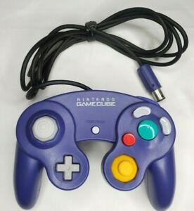 Nintendo GameCube Official Controller Violet Excellent condition