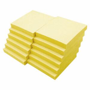 "Sticky Notes  3 x 3"" 100sh/pad 12pads/lot"