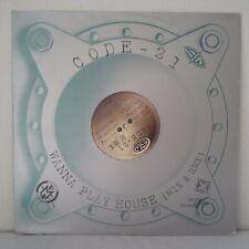 "Code-21 – Wanna Play House (Mix & Remix) (Vinyl, 12"", Maxi 33 Tours)"