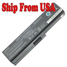 Battery Toshiba Satellite L675D-S7050 L675D-S7052 L755-S5357 L755-S5358 PA3817U
