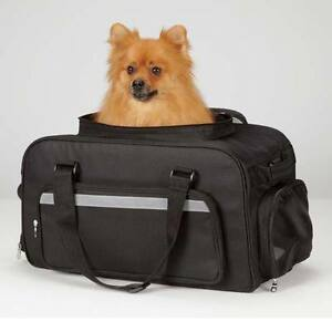 Airline Small Dog Carry On Luggage Pet Safety Travel On the Go Bag Up To 22 Lbs