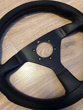 Genuine MOMO Steering Wheel With Original Leather