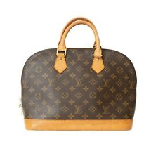 Louis Vuitton Monogram Alma Bolsa, Hardware Dorado PM