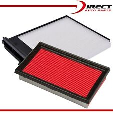COMBO PREMIUM AIR FILTER & CABIN FILTER FOR NISSAN VERSA 1.8L ENGINE 2007-2012