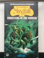 The Legends Of Skyfall 1: Monsters Of The Marsh by David Tant (Paperback)