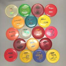 Disc Golf Set - 18 Innova Discs - Includes Champion Glow Mako 172 - Ds22