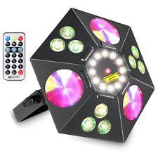 Cameo UVO WashLight und Lasereffekt