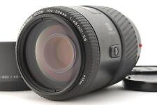 [MINT] Minolta AF APO TELE ZOOM 100-300mm f/4.5-5.6 W/Hood From JAPAN