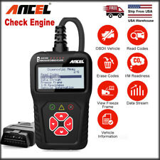 Automative OBD OBDII Scanner Check Engine Fault OBD2 Code Reader Diagnostic Tool