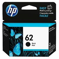 HP 62 Black Original Ink Cartridge - Free Next Business Day Delivery