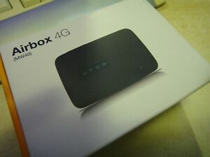Alcatel Link Zone MW40 4G Router Portatil  en caja