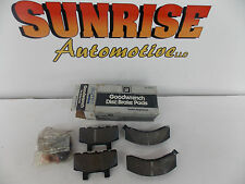 GM 18024903 FRONT BRAKE PADS CHEVY GMC C1500 K1500 PICKUP 1988 1989 1990 1991