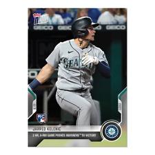 Jarred Kelenic - 2021 MLB TOPPS NOW Card 822 -Presale-