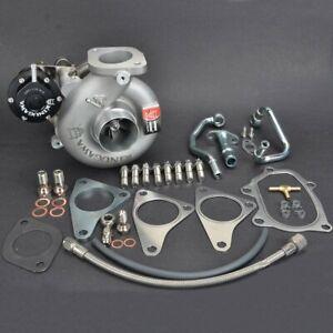 Kinugawa Billet Turbocharger For SUBARU Liberty GT 05~09 WRX 08~ TD05H-20G-8cm