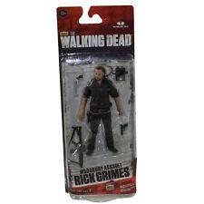 McFarlane Action Figure - The Walking Dead TV Series 7.5 - WOODBURY RICK GRIMES
