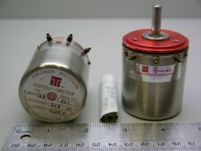 Technology Instrument  M10T-S43 10K .05% Linearity Multiturn P. Potentiometer