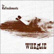 The Refreshments Wheelie w/ Artwork MUSIC AUDIO CD Limited Run Indie Frosty 1994
