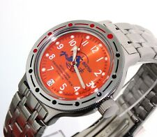 Vostok Amphibia russian diver watch orologio russo 420378
