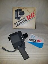 "Vintage ""Yashica U-G"" 8mm Zoom Movie Camera in Box • Gorilla Film Making •"