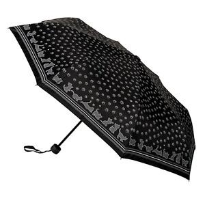 Cat Folding Design Umbrella - Pet Paws Print Mini  Clifton