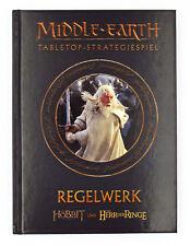 Herr der Ringe Middle-Earth Regelbuch Regelwerk Herr der Ringe Tabletop