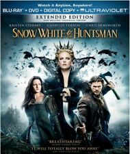 Snow White & the Huntsman [New Blu-ray] With DVD, Widescreen, Dolby, Digital T