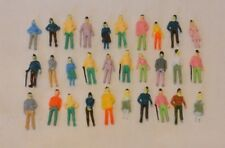 100 x Mixed Model People Figures OO Gauge 1:76  for Hornby Railway Trainset