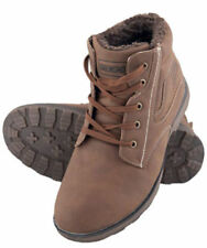 Gefütterte Herrenstiefel & -boots aus Kunstleder