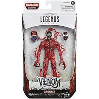Marvel Legends CARNAGE Figure BAF Venompool Hasbro 2020 Spider-Man Venom X-Men