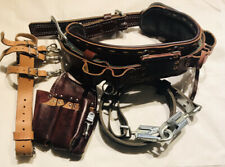 Buckingham 2000M Size 24 Full Float Body Positioning Belt Klein Tools
