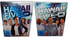 Hawaii Five 0 5 O - Die komplette Staffel/Season 5+6 [Blu-Ray]Deutsch(e) Version