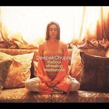 The Soul of Healing Meditations by Deepak Chopra M.D. (CD, Nov-2001, Tommy Boy)