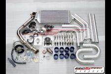 T3/T4 COMPLETE TURBO CHARGER KIT FITS 02-06 SENTRA SER SE-R SPEC-V QR25 2.5L