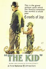 "CHAPLIN ""THE KID"" (1921) Movie Poster [Licensed-NEW-USA] 27x40"" Theater Size"