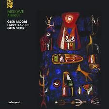MOKAVE - AFRIQUE | BRAND NEW & SEALED CD | Sledgehammer Blues | AudioQuest Music