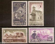 Spain Edifil # 2232/2235 ** MNH set. 125 Aniversario del Sello español