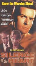 Silence of the Heart DVD Charlie Sheen, Chad Lowe 1984