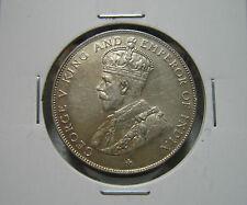 Strait Settlement 50 Cents 1921 coin - EF