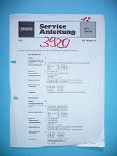 Service Schema für Grundig RTV 850   ,ORIGINAL